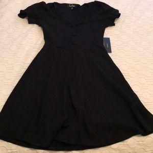 New Lulus Black Dress